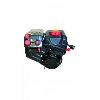 Motor vízszintes tengelyű Zongshen 670-WHC Hómaró 208 ccm, 22.2x57mm, levegőszűrő nélküli